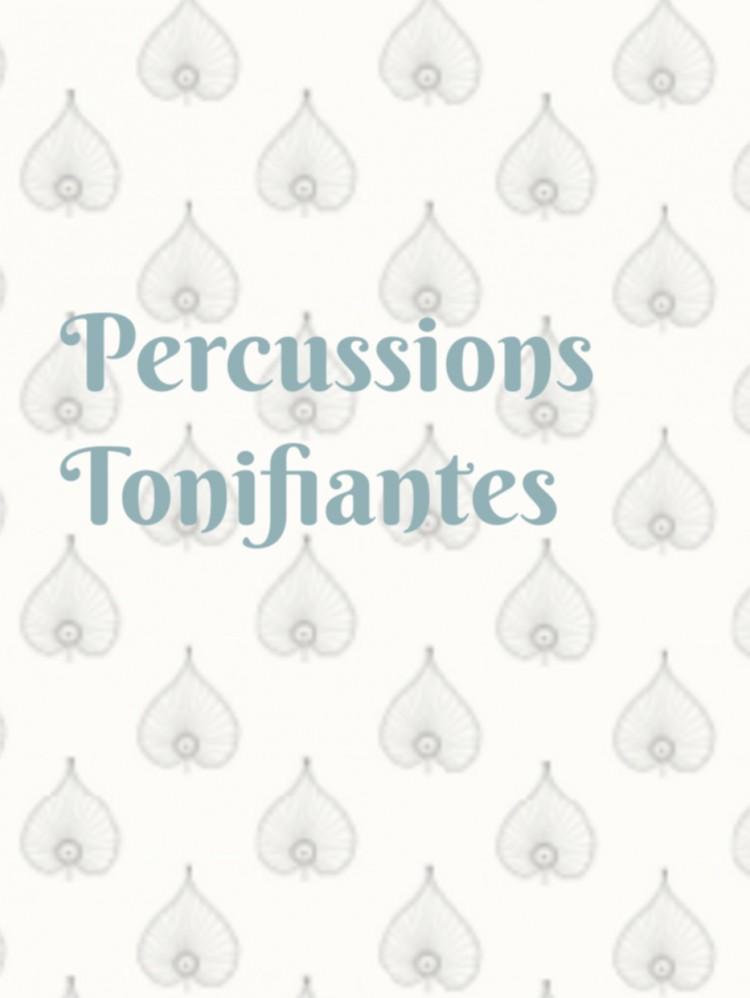 Image Tok Sen, les percussions tonifiantes